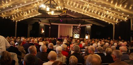 Konferenser för stora sammankomster i Tällberg