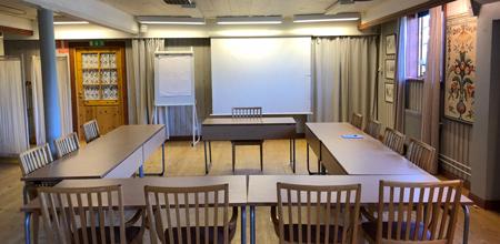 Konferens på Klockargården i Tällberg